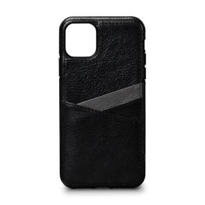 Sena Lugano Wallet iPhone 11 Pro Max Black/Grey
