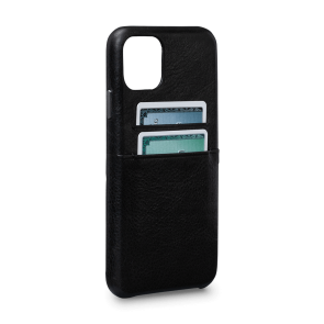 Sena Snap On Wallet iPhone 11 Pro Black