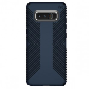 Speck Samsung Galaxy Note 8 Presidio Grip - Eclipse Blue/Carbon Black
