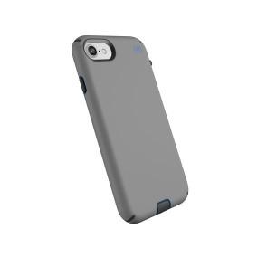 Speck iPhone 8/7 Presidio Sport - Gunmetal Grey/Cobalt Blue/Slate Grey