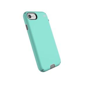 Speck iPhone 8/7 Presidio Sport - Wave Teal/Tart Pink/Gunmetal Grey