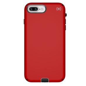 Speck iPhone 8/7 Plus Presidio Sport - Heartrate Red/Sidewalk Grey/Black