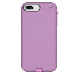 Speck iPhone 8/7 Plus Presidio Sport - Bellflower Purple/Slate Grey/Petal Pink