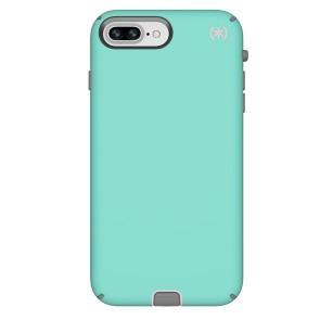 Speck iPhone 8/7 Plus Presidio Sport - Wave Teal/Tart Pink/Gunmetal Grey