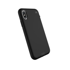 Speck iPhone X Presidio Sport - Black/Gunmetal Grey/Black