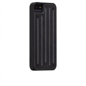Case-Mate Caliber Case for iPhone 5/5s - Retail Packaging - Black