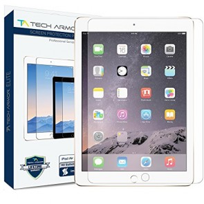 "Tech Armor ELITE Ballistic Glass (1pk) for iPad Pro 9.7"" / Air 1 & 2"