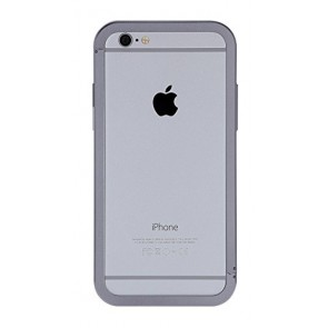 Just Mobile AluFrame Case for iPhone 6 - Retail Packaging - Grey