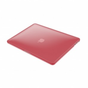 """Speck Macbook Pro 13"""" W/ and without TB Smartshell - Strawberry Red"""