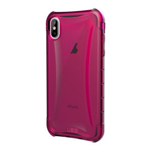 Urban Armor Gear Plyo Case For iPhone Xs Max  - Pink