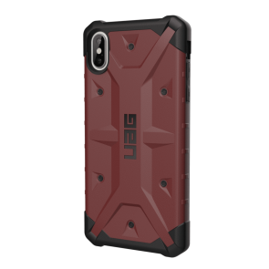 Urban Armor Gear Pathfinder Case For iPhone Xs Max - Carmine