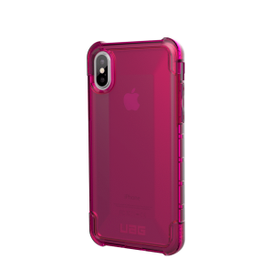 Urban Armor Gear Plyo Case For iPhone Xs / X  - Pink
