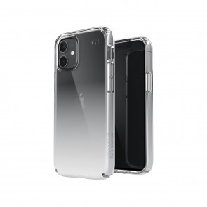 Speck iPhone 12 mini PRESIDIO PERFECT-CLEAR OMBRE - CLEAR/ATMOSPHERE FADE