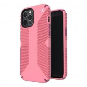 Speck iPhone 12 Pro Max PRESIDIO2 GRIP - VNTGE RS/RYL PK/LSH BDY/WHT