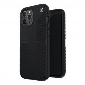 Speck iPhone 12 Pro Max PRESIDIO2 GRIP - BLACK/BLACK/WHITE