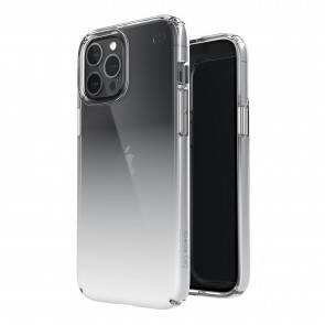 Speck iPhone 12 Pro Max PRESIDIO PERFECT-CLEAR OMBRE - CLEAR/ATMOSPHERE FADE