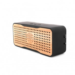 Reveal Bamboo Solar BT Speaker
