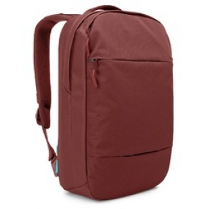 Incase City Compact Backpack - Deep Red