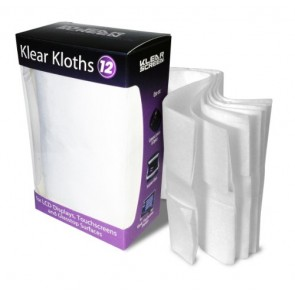 Klear Screen Klear Kloths - Optical Grade Polishing Cloths.