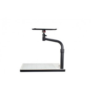 The Joy Factory Illustrate, Height-Adjustable MagConnect Stand with Annotating Overhead Projector App iPad 4th,3rd,2nd Gen. MMA112