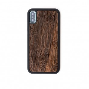 Reveal Walnut Engraved iPhone X Case
