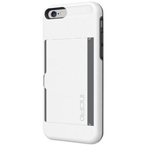 Incipio STOWAWAY? for iPhone 6 - White/Gray