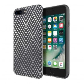 Incipio Design Series Classic (Spring 2017) for iPhone 7 Plus & iPhone 6/6s Plus - Silver Prism