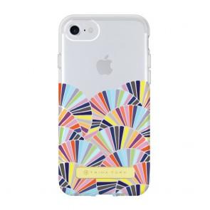 Trina Turk Translucent Case (1-PC) for iPhone 7 & iPhone 6/6s - Copellia Multi/Clear