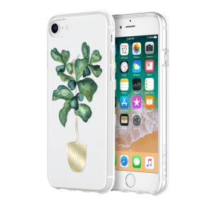 Sarah Simon x Incipio Case for iPhone 8, iPhone 7, & iPhone 6/6s -Fiddle Leaf Fig