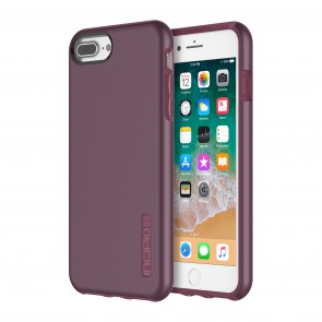 Incipio DualPro for iPhone 8 Plus, iPhone 7 Plus, & iPhone 6/6s Plus - Iridescent Merlot