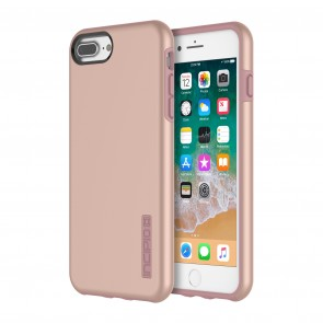 Incipio DualPro for iPhone 8 Plus, iPhone 7 Plus, & iPhone 6/6s Plus - Iridescent Rose Gold