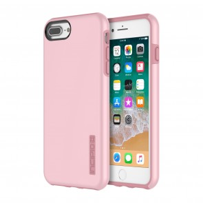 Incipio DualPro for iPhone 8 Plus, iPhone 7 Plus, & iPhone 6/6s Plus - Rose Quartz