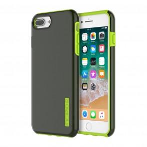 Incipio DualPro for iPhone 8 Plus, iPhone 7 Plus, & iPhone 6/6s Plus -Smoke/Volt