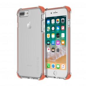 Incipio Reprieve Sport for iPhone 8 Plus & iPhone 7 Plus -Coral/Clear
