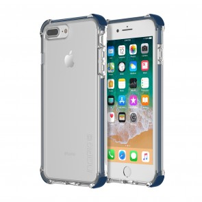 Incipio Reprieve Sport for iPhone 8 Plus & iPhone 7 Plus - Blue/Clear