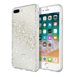 Incipio Design Series - Classic for iPhone 8 Plus, iPhone 7 Plus, & iPhone 6/6s Plus -Cosmic Metallic