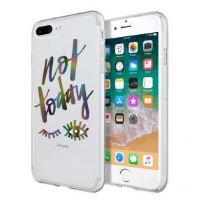 Incipio Design Series - Classic for iPhone 8 Plus, iPhone 7 Plus, & iPhone 6/6s Plus -Not Today