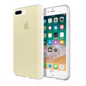 Incipio Design Series - Classic for iPhone 8 Plus, iPhone 7 Plus, & iPhone 6/6s Plus -Champagne Glitter