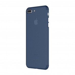 Incipio Feather Light (2 Pack) for iPhone 8 Plus - Frost/Navy