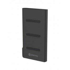 Griffin Reserve Wireless Charging (Tx) Power Bank, 5000mAh - Black