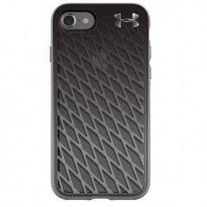 Under Armour UA Protect Inner Strength Case for iPhone 8 & iPhone 7 – Translucent Graphite/Smoke Ombre/Gunmetal