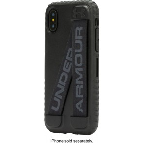 Under Armour UA Protect Handle-It Case for iPhone X/Xs – Black/Stealth