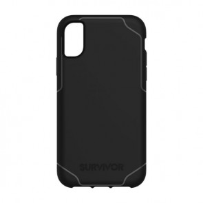 Griffin Survivor Strong for iPhone X/Xs -Black