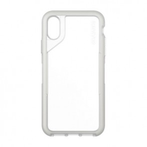 Griffin Survivor Endurance for iPhone X/Xs -Clear/Gray