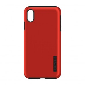 Incipio DualPro for iPhone Xs Max - Iridescent Red/Black