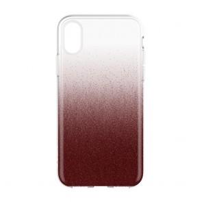 Incipio Design Series Classic for iPhone X/Xs -Cranberry Sparkler