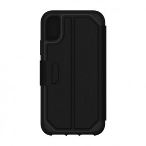 Griffin Survivor Strong Wallet for iPhone X/Xs - Black