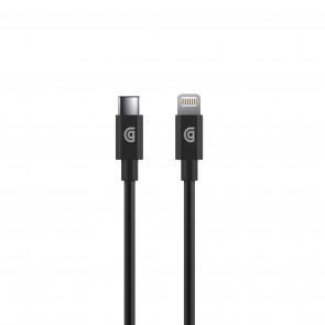 Griffin USB-C to Lightning Cable - 4FT - Black