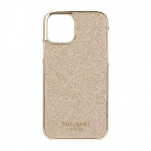 kate spade new york Wrap Case for iPhone 11 - Gold Munera Gold PC/Gold Logo