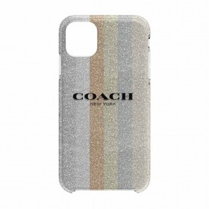 Coach Protective Case for iPhone 11 - Glitter Americana Neutral Silver Glitter/Gold Glitter/Rose Gold Glitter/Multi